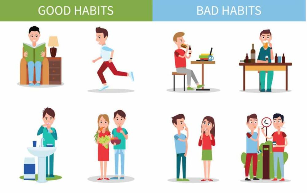 Good Habits Bad Habits Tahmidur Rahman
