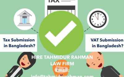 How to Submit Taxes in Bangladesh | Income Tax, Customs Duties, VAT.