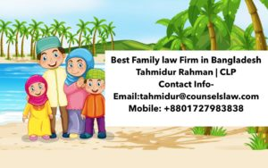 Best Family Law Firm in Bangladesh