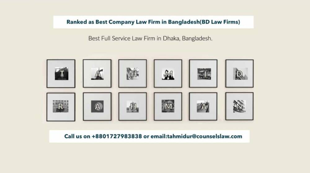 Company Share Law Firm In Dhaka Bangladesh