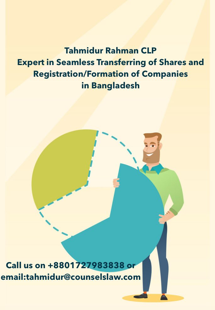 How To Transfer Share In Bangladesh Company Law Firm In Bangladesh Tahmidur Rahman