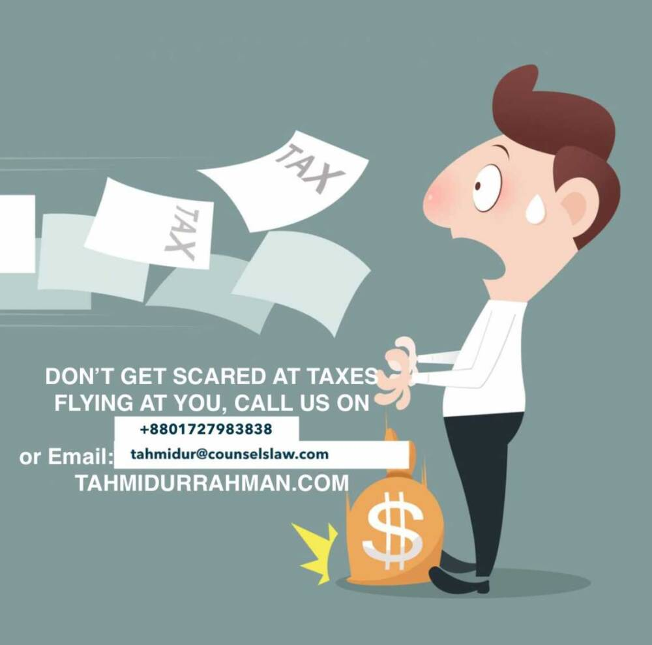 Incometax Tahmidur Rahman Dhaka Law Firm