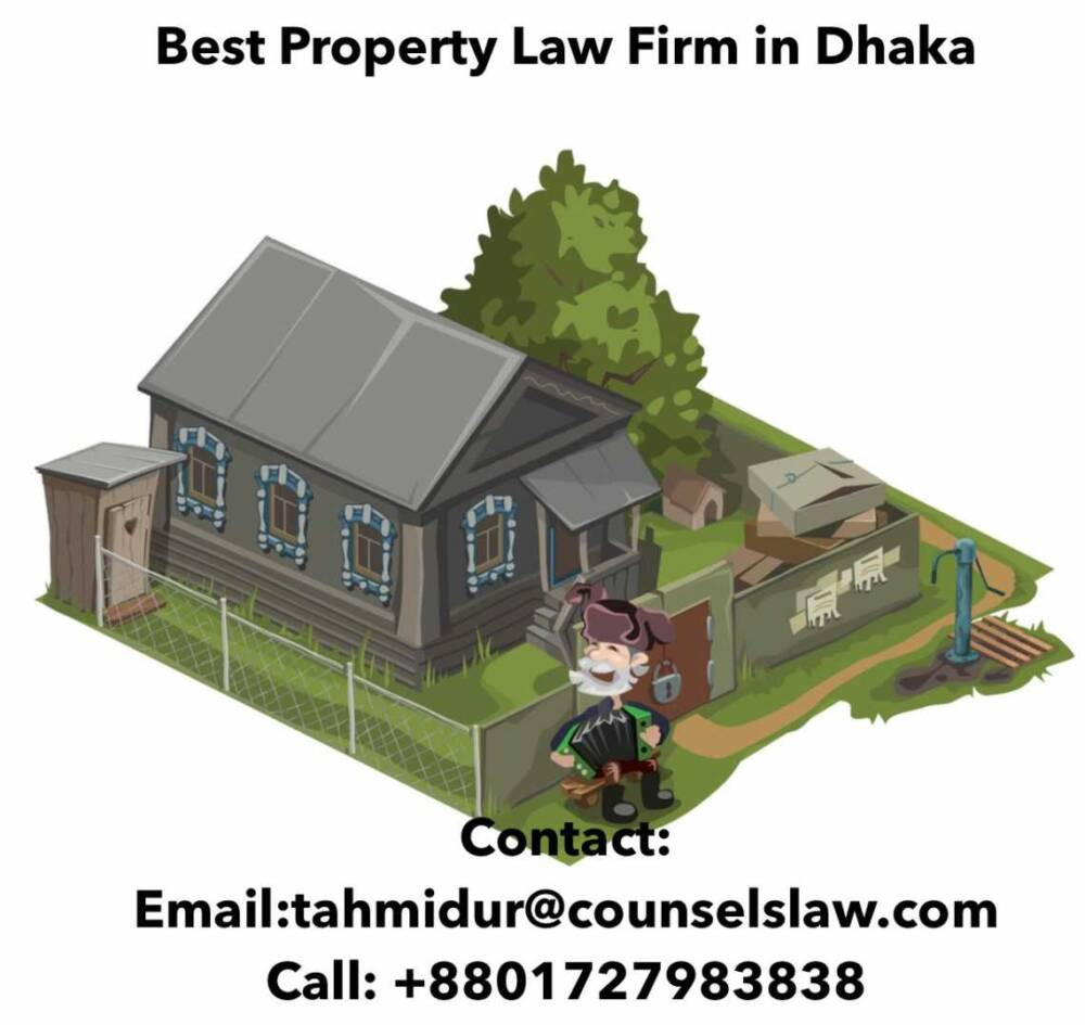Land Survey Tribunal Law Firm In Bangladesh Tahmidur Rahman