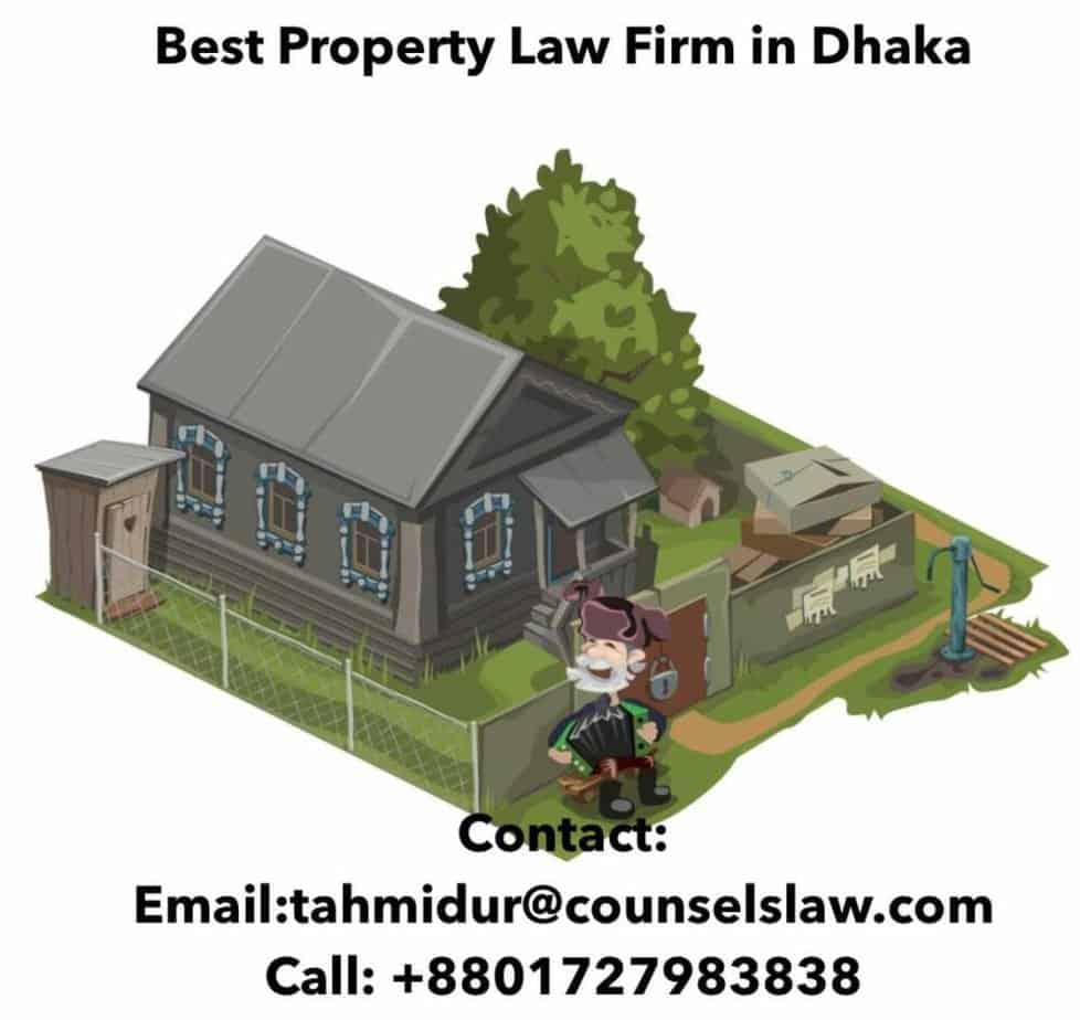Land Survey Tribunal Law Firm In Bangladesh Tahmidur Rahman