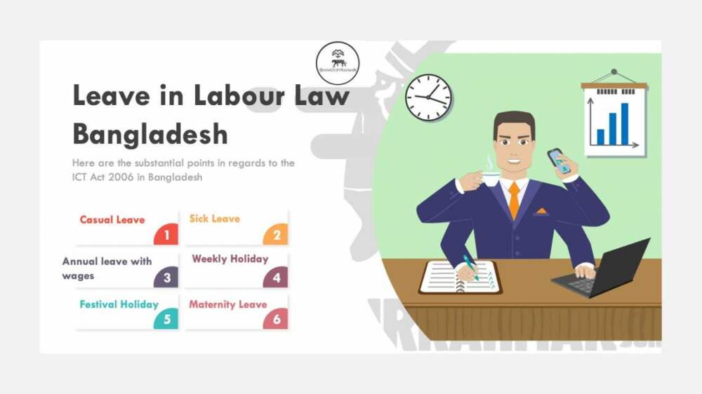 Leave In Bangladesh Labour Law Firm In Dhaka Tahmidur Rahman