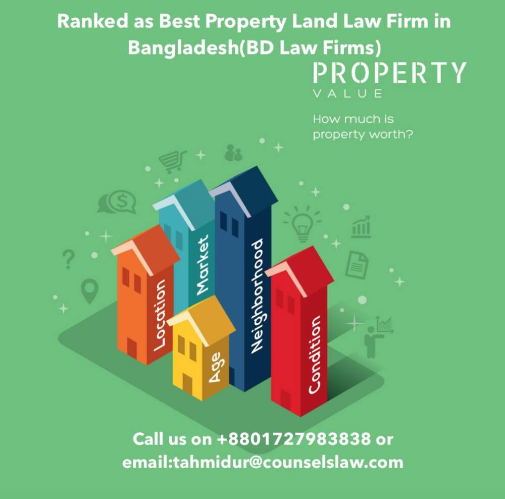 Property Worth In Bangladsh Best Law Firm In Dhakabangladesh Tahmidur Rahman