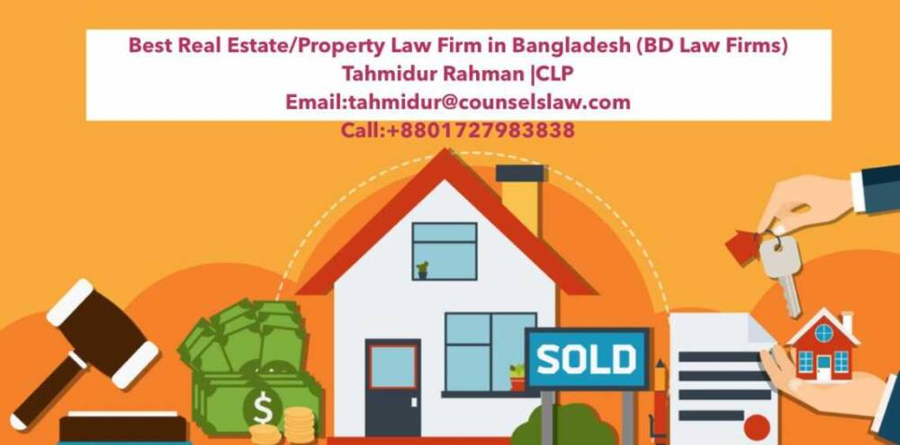 Top Drawer Real Estate Construction Law Firm In Dhaka