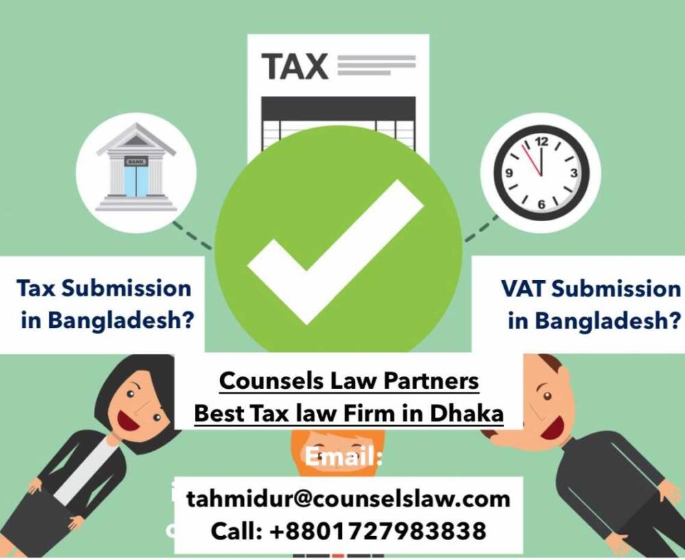 Vat Tax Customs Law Firm In Dhaka Bangladesh