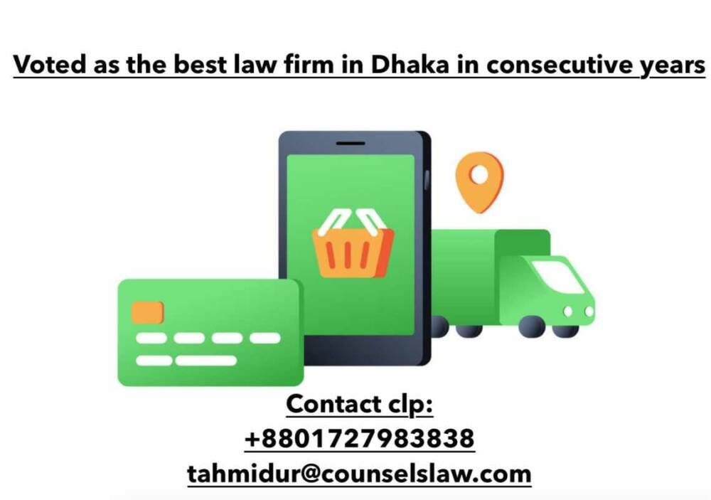 Ecommerce Company In Bangladesh_Business Law Firm In Dhaka