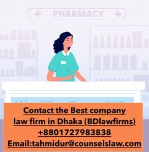 Pharmacy Business in bangladesh Formation Registration and Process