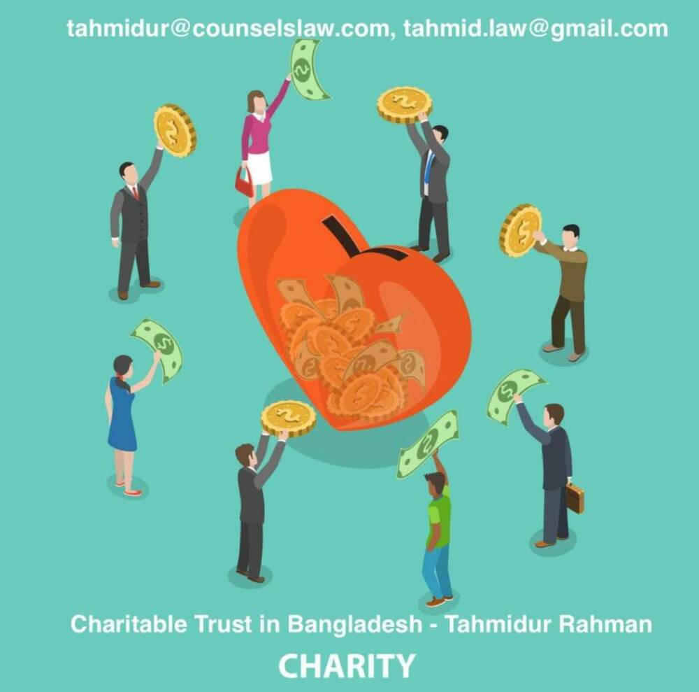 Trust Law Firm In Bangladesh_Tahmidur_Charitable Trust In Bangladesh