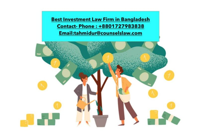 Foreign Investment In Bangladesh_Best Law Firm For Fdi And Visa_Tahmidur Rahman